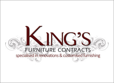 Namecard Design - King's Furniture
